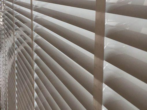 Żaluzje aluminiowe – realizacje